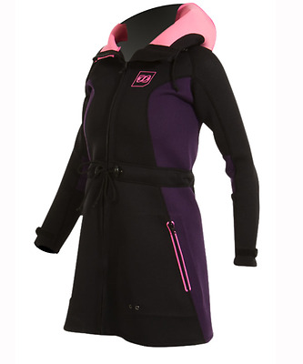 Jetpilot Allure 2MM Ladies Tour Coat – Black