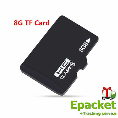 8G TF GPS Map Card micro SD card Canada USA Mexico or EU WINCE SYSTEM 800*480 DS
