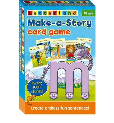 Make-A-Story Card Game  Ac New