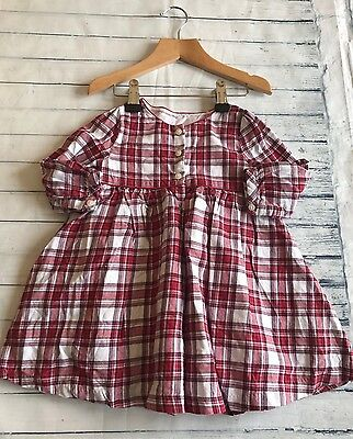Baby Girls Clothes Dresses 9-12  Months - Pretty Girl Long Sleeves Dress