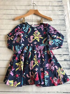 Baby Girls Clothes Dresses 12-18 Months - My Little Pony Girl Dress