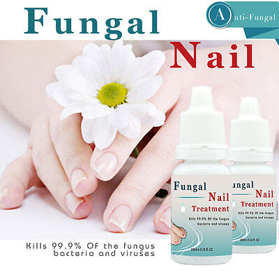 Professional Onychomycosis Liquid Treatment Sterilization Nail Care Fungus