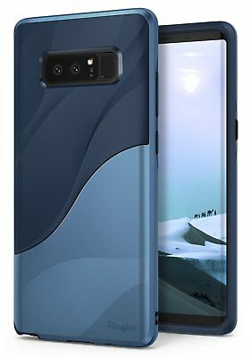 Galaxy Note 8 Case, Ringke [WAVE] Dual Layer Full-Body Drop Resistant Protection