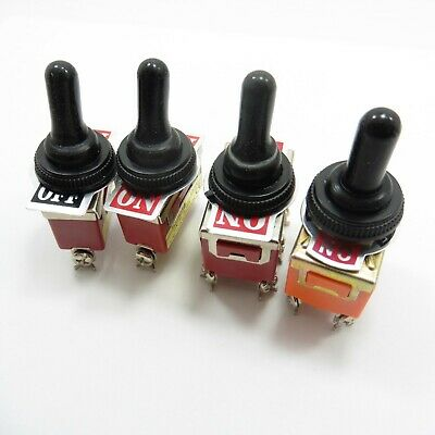 Panel Mount Toggle Switches Different Size