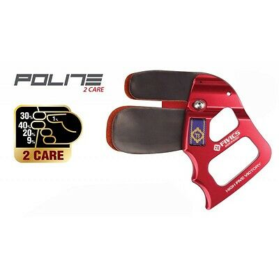 Soma Fivics Archery Polite 2 Finger Tab - Left / Right Handed Variety of Colours