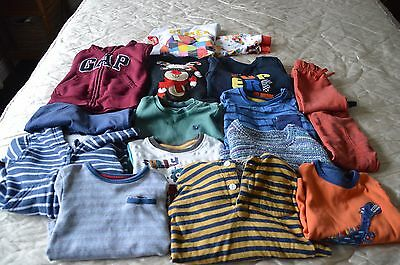 Boys 12-18mth bundle. Autumn/Winter