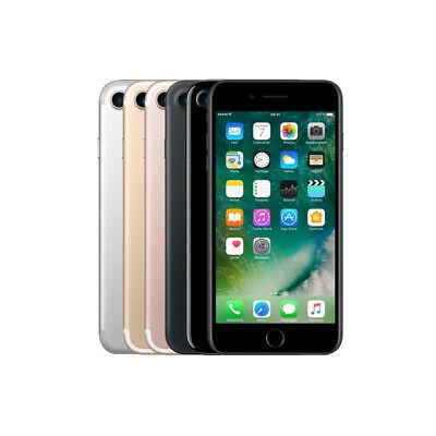 Apple iPhone 7 32GB 128GB 256GB Unlocked SIM Free Various Colours