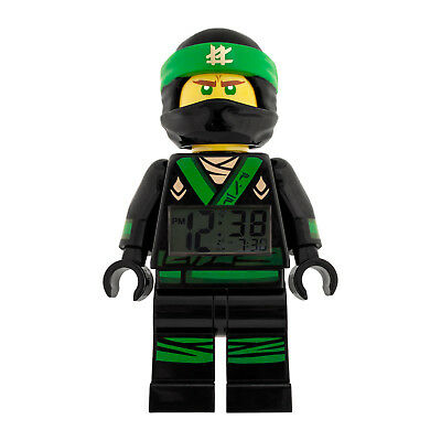 LEGO Ninjago Movie Lloyd Uhr 9009204 Kinder Digital Wecker ULE9009204
