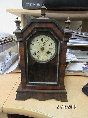 Mantel Clock In Working Order