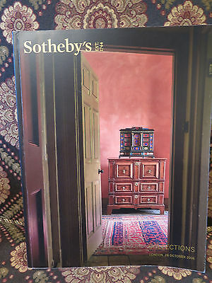 COLLECTIONS SOTHEBY'S Catalog Inc Meissen Sevres Augsburg Clock Furniture ROYAL