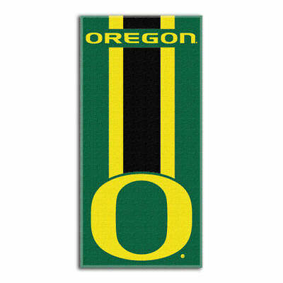 Oregon Ducks The Northwest Company 30X60 Zone Read Beach Towel Bath -