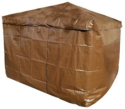 Winter Cover for Gazebo for Gazebo Sojag and Other Brands- 10x12