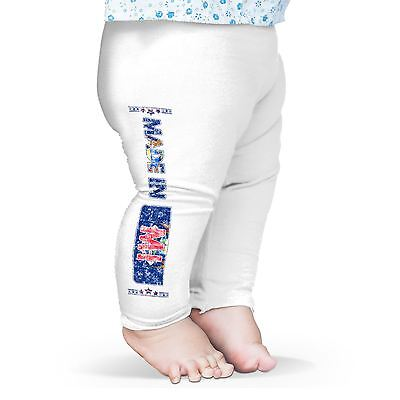 Twisted Envy Made In MI Michigan Baby Funny Leggings Trousers