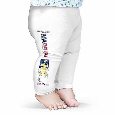 Twisted Envy Made In NC North Carolina Baby Funny Leggings Trousers