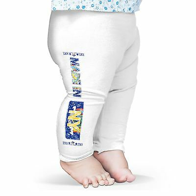 Twisted Envy Made In NY New York Baby Funny Leggings Trousers