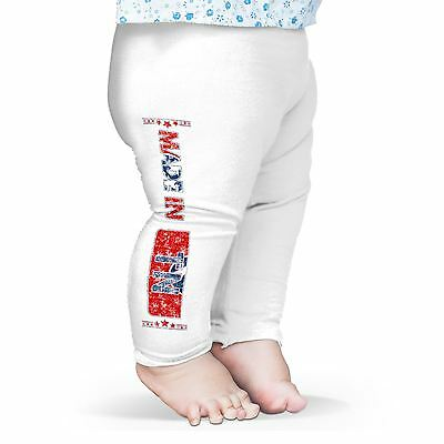 Twisted Envy Made In TN Tennessee Baby Funny Leggings Trousers