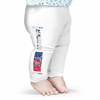 Twisted Envy Made In TX Texas Baby Funny Leggings Trousers
