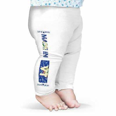 Twisted Envy Made In VT Vermont Baby Funny Leggings Trousers