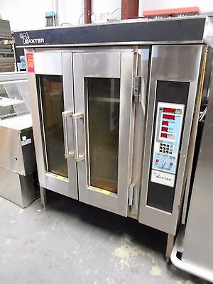 *used* Baxter Ov300E Mini Rotating Rack Oven - Commercial Bakery Oven