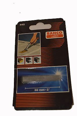 Bahco 442 Carbide Scraper Blade - 50mm