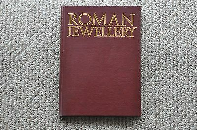 Roman Jewellery Book by Ludmila Russeva-Slokoska Ancient Rings Pendants Earrings