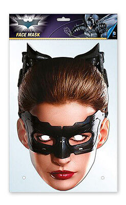 Batman Party Mask Catwoman (Anne Hathaway)
