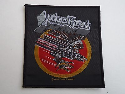 Judas Priest Screaming For Vengance Woven Patch