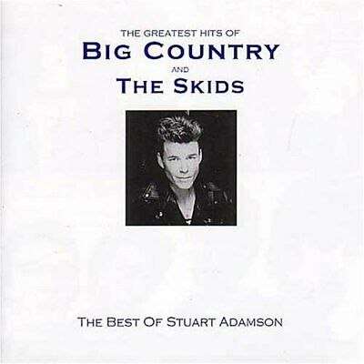The Skids - The Greatest Hits Of Big Country And The Skids - The Skids CD SQVG