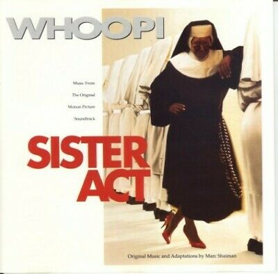Various artists - Sister Act: Music From The Origin... - Various artists CD 86VG