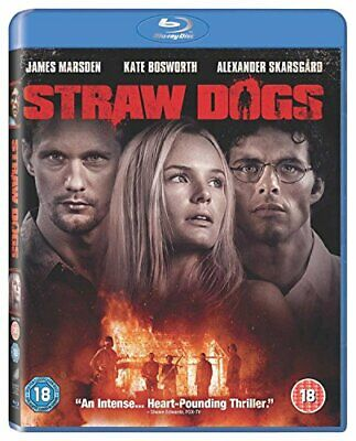 Straw Dogs [Blu-ray] [2011] [Region Free] - DVD  RGVG The Cheap Fast Free Post