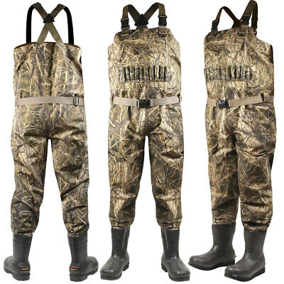 Buck Brush Breathable 1000g STOUT Waders (9)- Stout