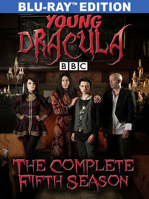 Young Dracula: The Bbc Series - The Complete Fifth (REGION A Blu-ray New)