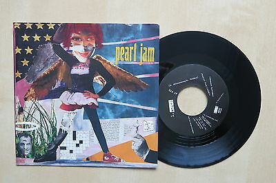 "PEARL JAM Angel / Ramblings USA fan club 7"" in picture sleeve Epic 1994"