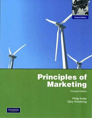 Principles of Marketing: Global Edition by Armstrong, Gary Paperback Book The