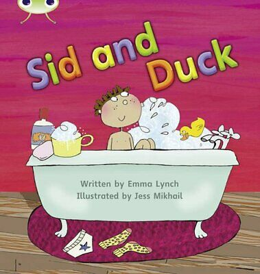 Bug Club Phonics Bug Set 04 Sid and Duck by Lynch, Emma Paperback Book The Cheap
