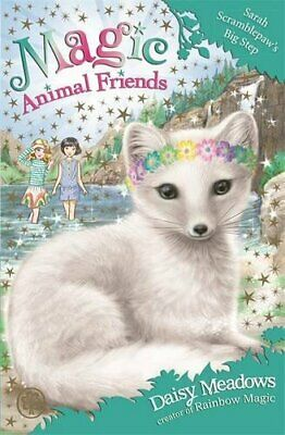 Sarah Scramblepaw's Big Step: Book 24 (Magic Animal Friends) by Meadows, Daisy