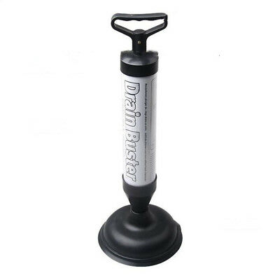 1Pc Drain Plunger Buster Toilet Dredge Tool Clog Rubber Powerful Sucker