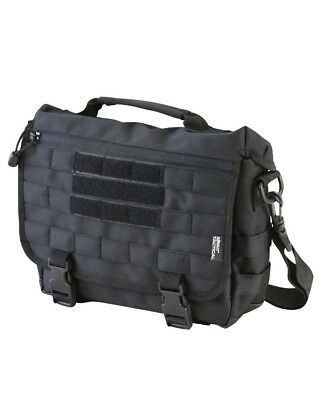 Kombat Molle Small Messenger Bag 10L Black