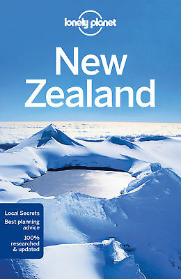 Lonely Planet New Zealand Travel Guide (Travel Guide) - BRAND NEW 9781786570246