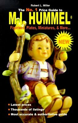 The No. 1 Price Guide to M. I. Hummel Figurines, Plates, More... by Robert L. Mi