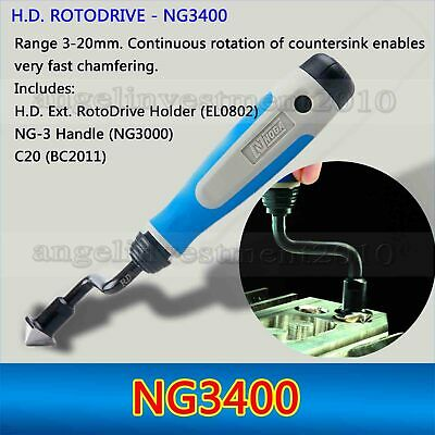type EXT NG1700 chamfering of external shafts Deburring tools ROTODRIVE