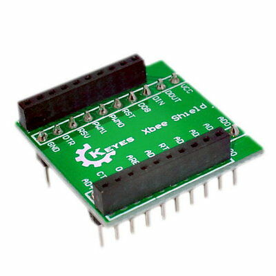 """Breakout Board for XBee//XBee Pro+Ciseco XRF Module to 0.1/"""" DIP Adapter Converter"""