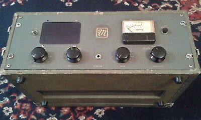 1950s Magnecord PT6 Valve/Tube Microphone Preamp - serviced & re-capped