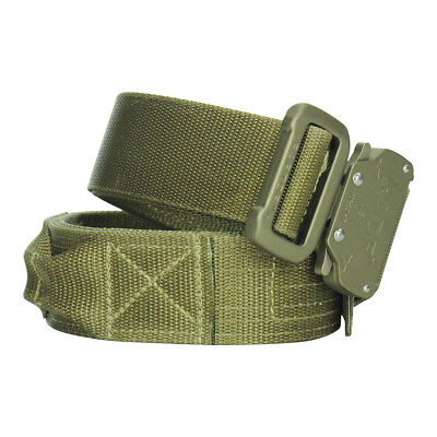 Active Fusion Tactical Military Police Riggers Belt Generation Ii Type A Coyote Brown Hunting