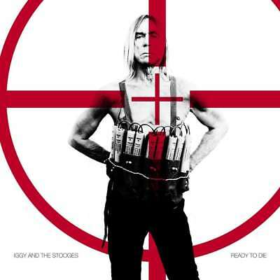 New: IGGY AND THE STOOGES - Ready To Die CD (2013 Fat Possum)