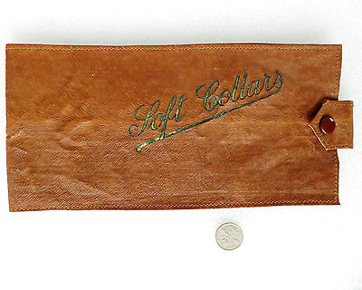 Vintage collar case for soft shirt collars Art Deco 1930s boys girls ladies 8.5""