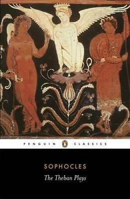 NEW The Theban Plays By Sophocles Paperback Free Shipping