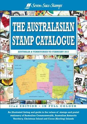 Seven Seas Australasian Stamp Catalogue (ASC) 32nd Edition to Feb 2017