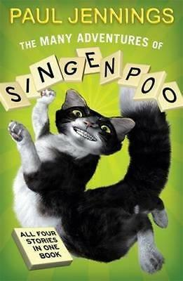 NEW The Many Adventures of Singenpoo By Paul Jennings Paperback Free Shipping