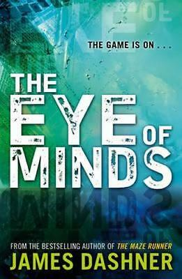 NEW The Eye of Minds By James Dashner Paperback Free Shipping